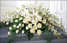 Orange County Funeral Flower Casket Pieces