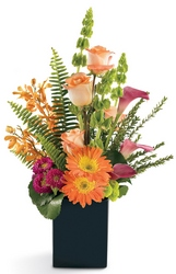 Breathtaking Blooms Bouquet  from Visser's Florist and Greenhouses in Anaheim, CA