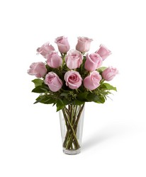 Pink Rose Bouquet from Visser's Florist and Greenhouses in Anaheim, CA