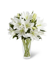 Light In Your Honor Bouquet from Visser's Florist and Greenhouses in Anaheim, CA