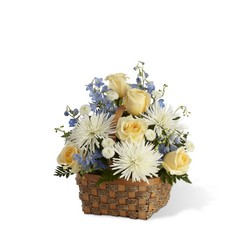 Heavenly Scented Basket from Visser's Florist and Greenhouses in Anaheim, CA