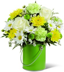 Color Your Day With Joy Bouquet  from Visser's Florist and Greenhouses in Anaheim, CA