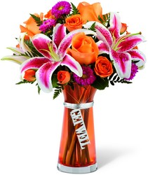 Get Well Bouquet from Visser's Florist and Greenhouses in Anaheim, CA