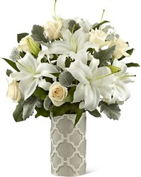 The Pure Opulence Luxury Bouquet from Visser's Florist and Greenhouses in Anaheim, CA