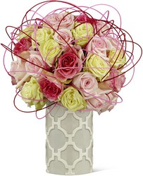 The Perfect Bliss Luxury Bouquet from Visser's Florist and Greenhouses in Anaheim, CA
