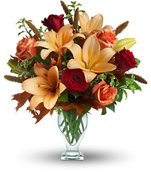 Fall Fantasia from Visser's Florist and Greenhouses in Anaheim, CA