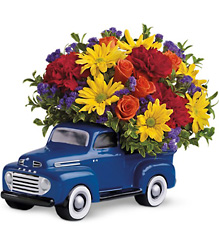 '48 Ford Pickup Bouquet from Visser's Florist and Greenhouses in Anaheim, CA